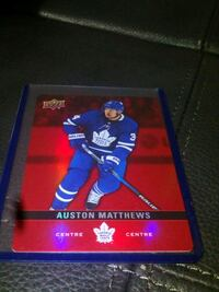 auston Matthews card Guelph, N1E 1Z2