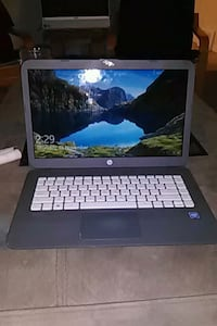 black and gray HP laptop Edmonton, T6A