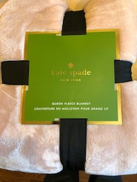 Kate Spade Queen size blankets Mississauga, L5R 1B3