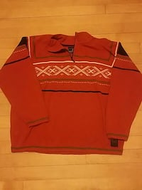 Dale of Norway 100%wool pullover Waterbury, 05676