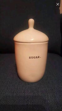 Sugar container Toronto, M2N 7K2