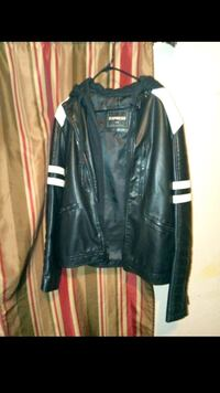 Express mens leather jacket  Los Angeles, 90059
