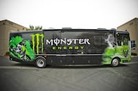 Make $500 Weekly with Monster Car wrap ADV on you Car,Truck,Bike WASHINGTON