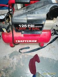Compressor Excellent condition like new Toronto, M3M 1N4