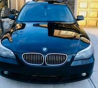 BMW - 5-Series - 2007 Edmonton