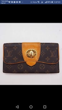 Used Lv Wallet Mono in a good condition Bergen, 5007