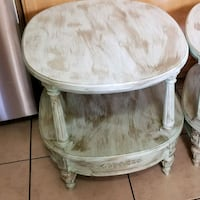 Shabby chic end tables  Whittier, 90604