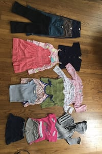3-4 years girl's clothes