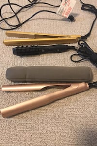 Straighter and curler