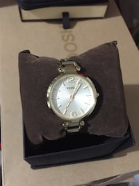 Gold women's Fossil Watch authentic  Mississauga, L5M 3R8