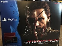 PS4 System Metal Gear Solid V The Phantom Pain Edition San Bruno, 94066