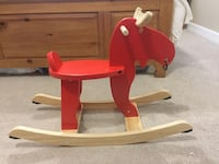 IKEA Moose rocking chair for kids Frederick, 21703