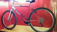 mountain bike hardtail grigio e nero Moncalieri, 10024