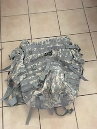 Army ACU Molle II ruck sack. Like new condition.