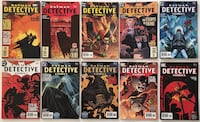 Batman Detective Comics 800-809 Lot of 10 DC Comic Books