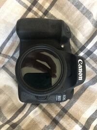 canon 80d camera with canon efs 24mm lens 1150 OBO Kitchener, N2B 1R5