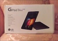 Black samsung galaxy tab 3 box Winnipeg, R2J 0T8