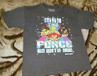 Angry birds Star wars shirt  Victorville, 92394