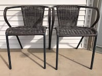 Outdoor chairs  Spruce Grove, T7X 4J9