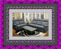 8102 Recliner sofa and loveseat 29 km