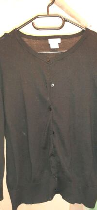 Large black cardigan Winnipeg, R2V 3M8