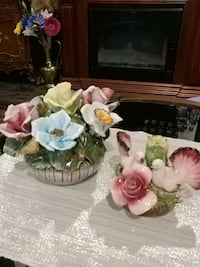 Vintage centerpiece and candle holder, Italy Laval, H7G 2W7