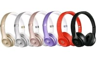 white and red Beats by Dr Rockville, 20852