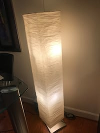 Floor lamp (with light bulbs included plus extra pack) Silver Spring, 20910