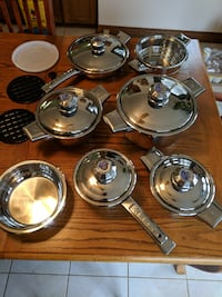 16 pc Cookware set, brand new Whitchurch-Stouffville