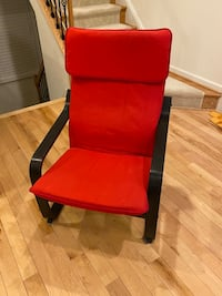 Ikea Paong Arm Chair with Seat Cushion