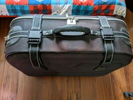 Luggage - very clean, great for storing,moving, traveling