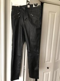 Gap 100% lamb skin Ankle pants New Size 4 Calgary, T3L 0A7