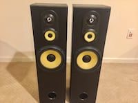 Sony SS-MF550H Speakers Silver Spring