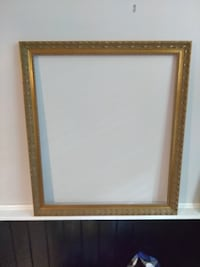 Gold Open back picture frame  Norwich, 06360