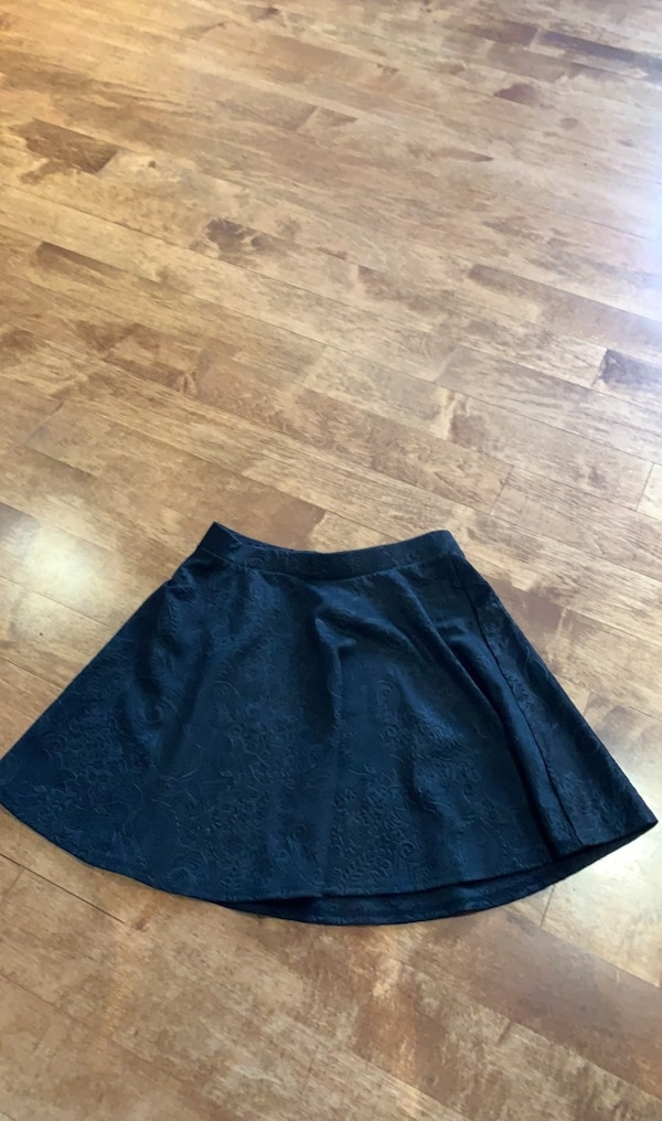 Black Aeropostale Skirt 0