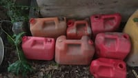 Small to med gas jugs Seagrove, 27341
