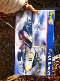 Vintage Revell F-14A Tomcat 1:48 Scale (BRAND NEW-NEVER OPENED) Woodbridge, 22192