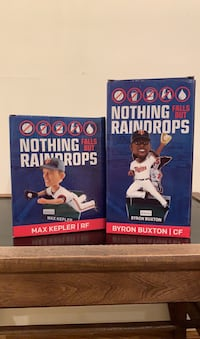Max Kepler and Byron Buxton Minnesota Twins Bobble Heads New Hope, 55428