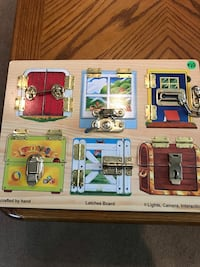 Latches board (game)