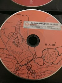 Holiday Hangover Remedy CD  Charleston, 29414