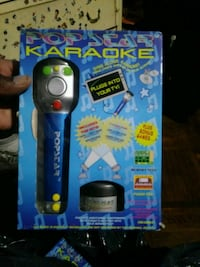 11. Karaoke children's game sets. $10 each