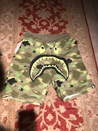 Bape undefeated shorts size medium  Woodbridge, 22192