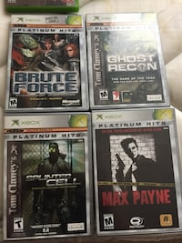 four assorted PS3 game cases Indio, 92203