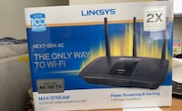 Linksys AC1750 Wifi Router  Charlotte, 28202