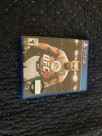EA Sports UFC 3 PS4 Coral Springs