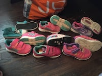 Size 8 running shoes Toronto