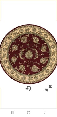 Lacquer round an square carpet  Greenbelt, 20770