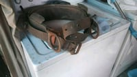 brown and black leather belt Modesto, 95350