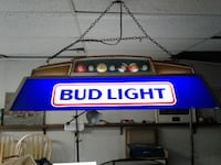 Pool Table Light Quincy