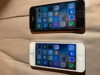 Used iPhone 5, 16GB, Unlocked, white or black one available Toronto